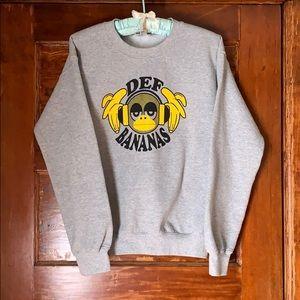Def Bananas Sweatshirt
